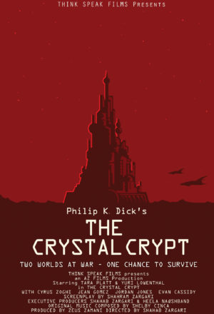 Crystal Crypt Poster